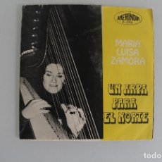 Discos de vinilo: UN ARPA PARA EL NORTE. Lote 181886548