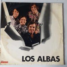 Disques de vinyle: LOS ALBAS. VERGARA. 7093-N.. Lote 181899485