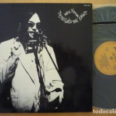 Discos de vinilo: NEIL YOUNG - TONIGHT'S THE NIGHT (REPRISE RECORDS / HISPAVOX, SP, 1975). Lote 181947275