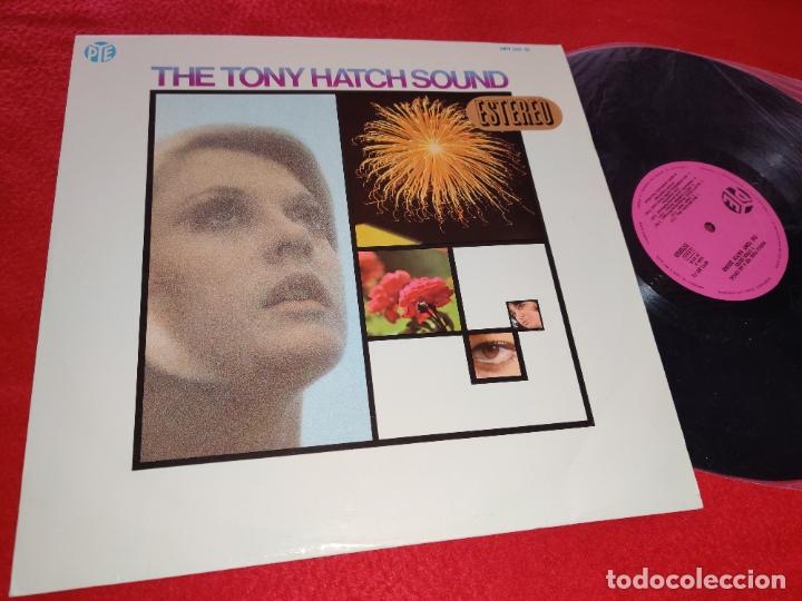 THE TONY HATCH SOUND LP 1967 PYE SPAIN ESPAÑA (Música - Discos - LP Vinilo - Orquestas)