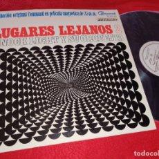 Discos de vinilo: ENOCH LIGHT Y SU ORQ.LUGARES LEJANOS VOL.2 LP 1965 GATEFOLD SPAIN ESPAÑA. Lote 181957805