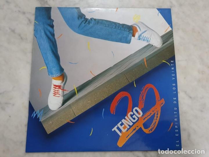 TENGO 20 . EL ESPIRITU DE LOS 20 (Música - Discos de Vinilo - Maxi Singles - Grupos Españoles de los 90 a la actualidad)