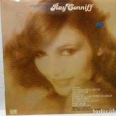 Discos de vinilo: LOS EXITOS DE RAY CONNIFF-POR STANLEY HAYTON Y CHORUS ORQUESTA . Lote 181989482