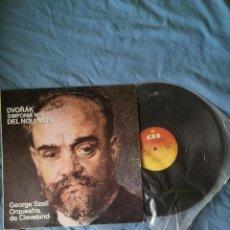 Discos de vinilo: GEORGE SZELL ORQUESTRA DE CLEVELAND . Lote 181989921