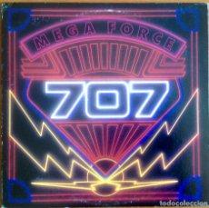 Discos de vinilo: 707 - MEGA FORCE. Lote 182000325