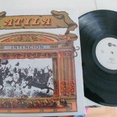Discos de vinilo: ATILA-LP INTENCION. Lote 182011425