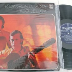 Discos de vinilo: CAMARON-LP 1969-NUEVO. Lote 182012005