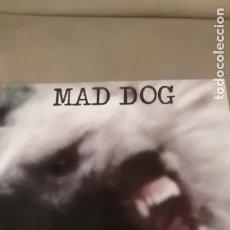 Discos de vinilo: THE OX MAD DOG JOHN ENTWISTLE THE WHO MUY RARO. Lote 182014221