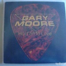 Discos de vinilo: GARY MOORE - LOTE 6 SINGLES. Lote 182020771