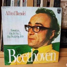 Discos de vinilo: ALFRED BRENDEL ...BEETHOVEN. Lote 182021138