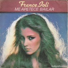 Discos de vinilo: FRANCE JOLI ME APETECE BAILAR DREYFUS 1980. Lote 182022277