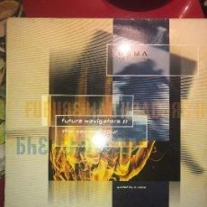 Discos de vinilo: FUTURE NAVIGATORS THE SECOND TOUR. Lote 182041083