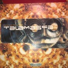 Discos de vinilo: TALAMASCA BEYOND THE MASK 2LP. Lote 182041561