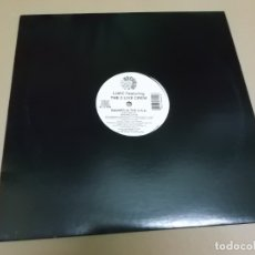 Discos de vinilo: LUKE FEATURING THE 2 LIVE CREW (MAXI) BANNED IN THE U.S.A. +3 TRACKS AÑO – 1990 – EDICION U.S.A.. Lote 182047438