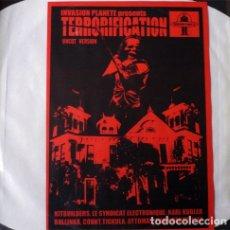 Discos de vinilo: TERRORIFICATION. Lote 182050075