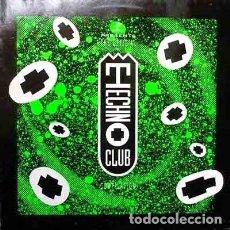 Discos de vinilo: THE OFFICIAL TECHNO CLUB COMPILATION. Lote 182050192