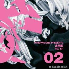Discos de vinilo: ÂME – REJ EP. Lote 182051278