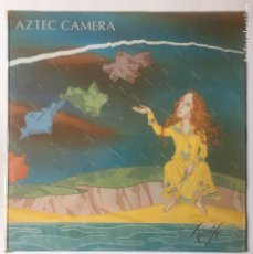 Discos de vinilo: AZTEC CAMERA. KNIFE. 1984. Lote 182060340