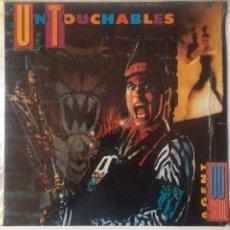 Discos de vinilo: THE UNTOUCHABLES. AGENT 00 SOUL. Lote 182060985