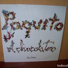 Discos de vinilo: PAQUITO EL CHOCOLATERO - FRANCIS MONTESINOS - MAXI-SINGLE 4 VERSIONES DIFERENTES . Lote 182067058