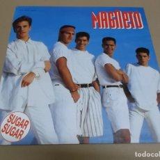 Discos de vinilo: MAGNETO (MAXI) SUGAR, SUGAR +2 TRACKS AÑO – 1993 – EDICION 40 PRINCIPALES. Lote 182067706