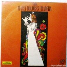 Disques de vinyle: Mª DOLORES PRADERA - Y LOS GEMELOS - LP. Lote 182074222