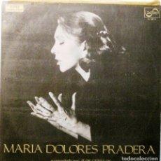 Discos de vinilo: Mª DOLORES PRADERA - Y LOS GEMELOS - LP. Lote 182074443