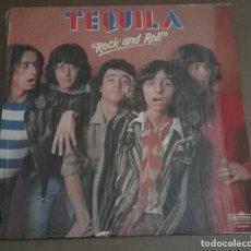 Discos de vinilo: VINILO TEQUILA ROCK AND ROLL. Lote 182077796