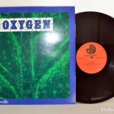 Discos de vinilo: MUSIC DE WOLFE, GALAXY, OXIGEN DWS/LP3491, BIBLIOTECAS MUSICALES NM/EX . Lote 182094517