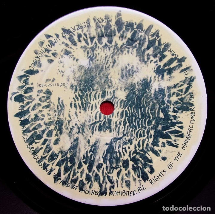 Discos de vinilo: ASPHALT RIBBONS. THE ORCHARDER. EP. VINILO. AÑO: 1989. IN TAPE. INDIE ROCK. - Foto 4 - 182095488