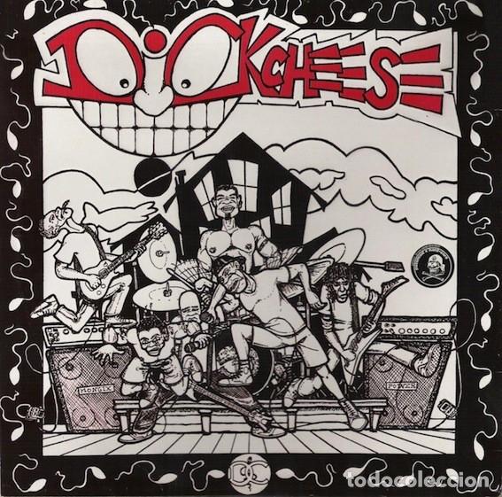 Discos de vinilo: ULTIMO GOBIERNO / DICK CHEESE - ARMADOS DE VERDAD Y FUEGO - INCLUYE HOJA INTERIOR - Foto 2 - 182097752