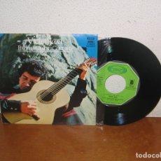 Discos de vinilo: VÍCTOR JARA 7´´ MEGA RARO VINTAGE PROMO ESPAÑA 1979. Lote 182100392