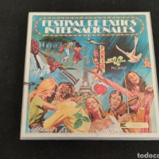Discos de vinilo: ANTIGUA COLECCIÓN DE DISCOS FESTIVAL DE ÉXITOS INTERNACIONALES 1978. Lote 182100806