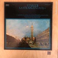 Discos de vinilo: CAJA - VIVALDI. Lote 182115063