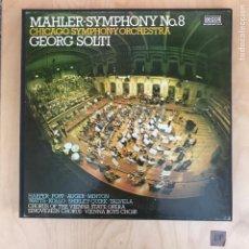 Discos de vinilo: CAJA - GEORG SCOLTI. Lote 182115901