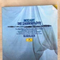 Discos de vinilo: CAJA - MISA SOLEMNIS. Lote 182118205