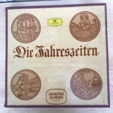 Discos de vinilo: CAJA - DIE FAHRESAEIFEN. Lote 182120246
