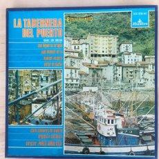 Discos de vinilo: CAJA - LA TABERNERA DEL PUERTO. Lote 182124566