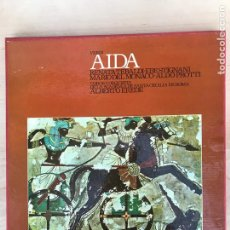 Discos de vinilo: CAJA - AIDA. Lote 182125370