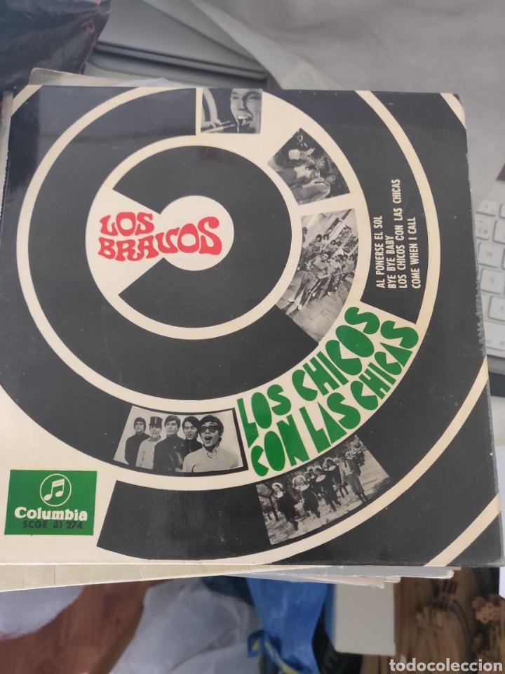 Discos de vinilo: Lote 20 EP de vinilo - Foto 5 - 182129947