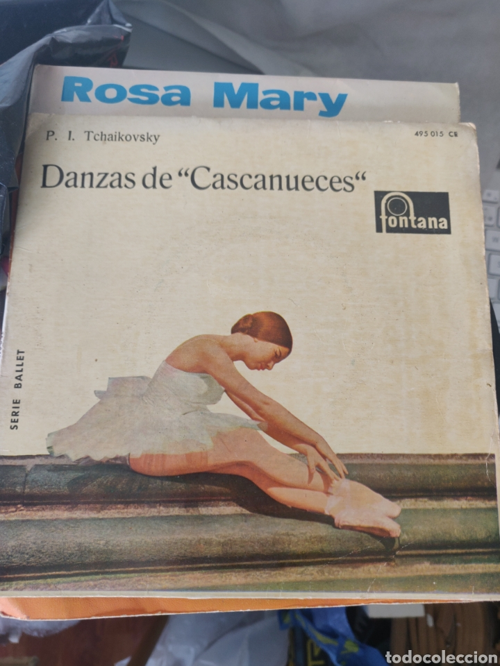 Discos de vinilo: Lote 20 EP de vinilo - Foto 17 - 182129947