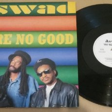 Discos de vinilo: ASWAD / YOU'RE NO GOOD / MAXI-SINGLE 12 INCH. Lote 182138660