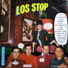 Discos de vinilo: LOS STOP - LP 1968. Lote 182138865