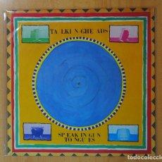 Discos de vinilo: TALKING HEADS - SPEAKING IN TONGUES - LP. Lote 182152897