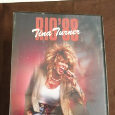Discos de vinilo: DVD TINA TURNER. Lote 182153402