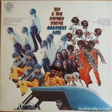 Discos de vinilo: GREATEST HITS - SLY & THE FAMILY STONE. Lote 181334063