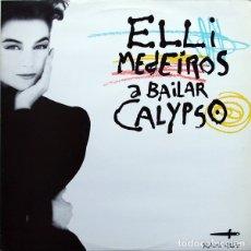Discos de vinilo: A BAILAR CALYPSO - ELLI MEDEIROS. Lote 181334100