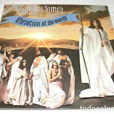 Discos de vinilo: TOMMY JAMES & THE SHONDELLS - CHRISTIAN OF THE WORLD 70, PSCHY - ROCK, ORIG. EDIT.USA !! PRECINTADO. Lote 72954347