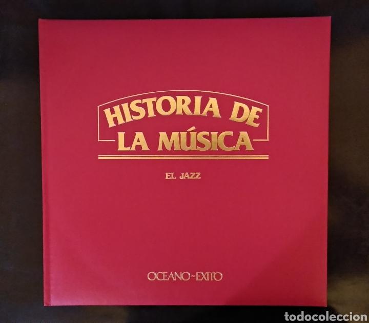 Discos de vinilo: LA MUSICA ELEGIDA... EL JAZZ - Foto 2 - 182215035