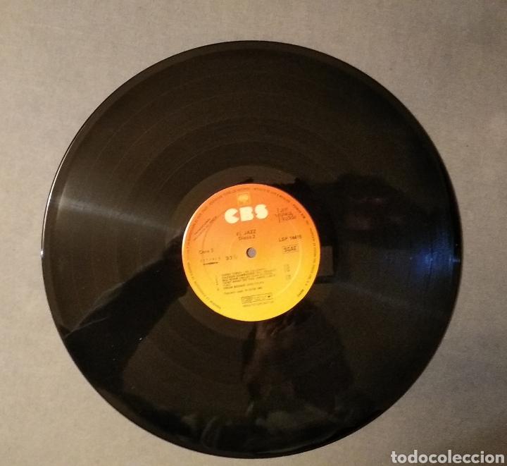 Discos de vinilo: LA MUSICA ELEGIDA... EL JAZZ - Foto 14 - 182215035
